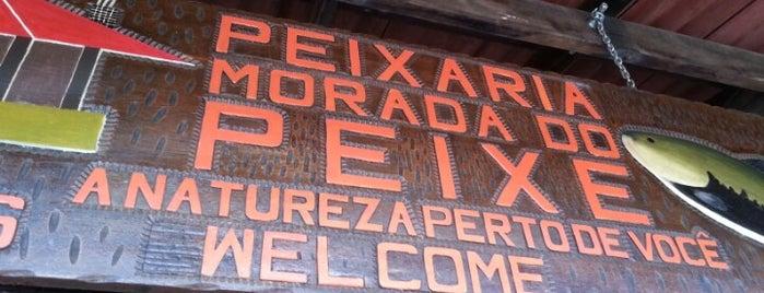 Morada do Peixe is one of สถานที่ที่ José ถูกใจ.
