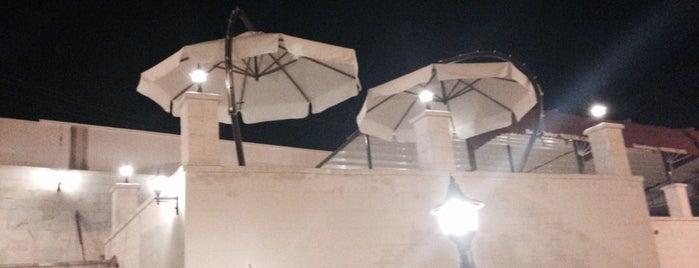 Haleplibahçe Mozaik Cafe is one of สถานที่ที่บันทึกไว้ของ İbrahim.
