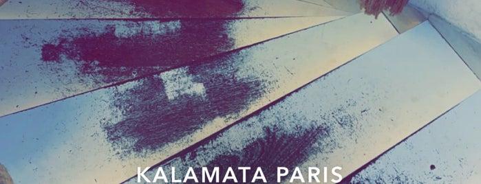 Kalamata is one of Paris 2021.