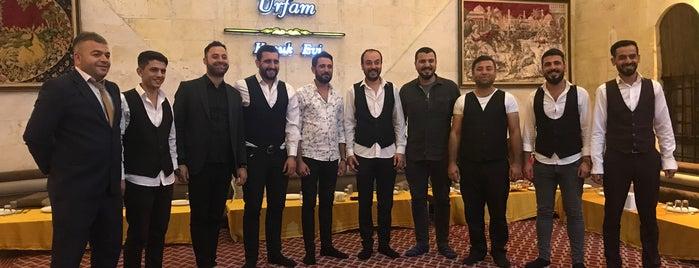 Urfam Konuk Evi is one of Şanlıurfa.