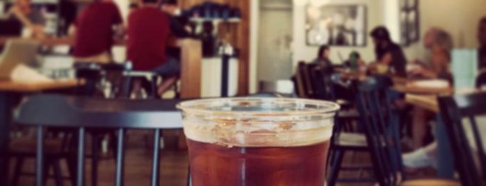 Merit Coffee is one of Austin!.
