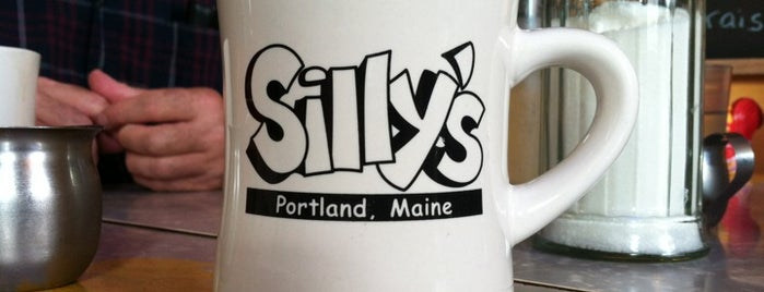 Silly's Restaurant is one of Portland, ME.