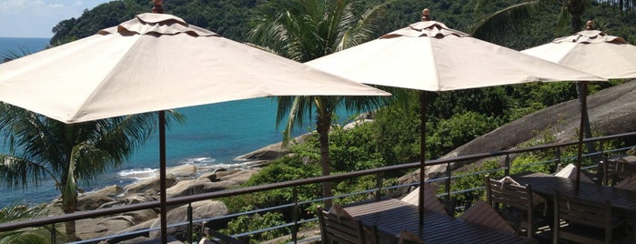 The Cliff Bar & Grill is one of VACAY - KOH SAMUI.