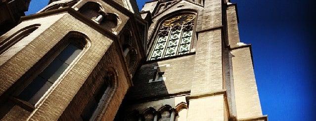St. Francis de Sales Oratory is one of St. Louis.