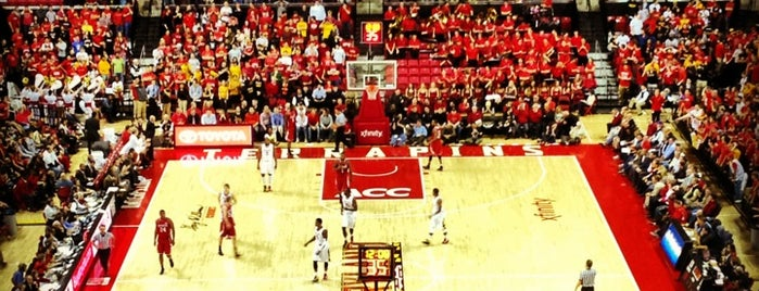 XFINITY Center is one of Sporting Venues To Visit.....