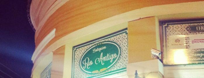 Botequim Rio Antigo is one of Melhores Restaurantes e Bares do RJ.
