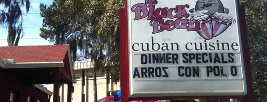 Black Bean Cuban Cafe is one of Favorite places in Tally.
