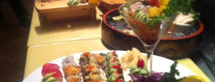 Rama V Thai & Sushi is one of Local eateries & sundries.
