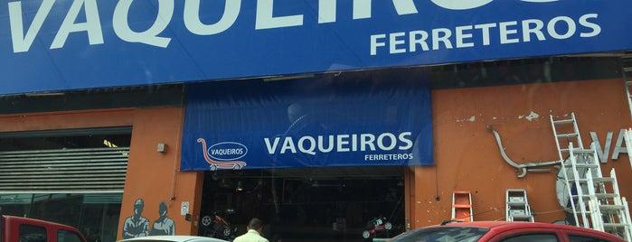 Vaqueiros Ferreteros is one of Tempat yang Disukai Joaquin.