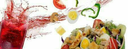 Fit Salads is one of สถานที่ที่บันทึกไว้ของ Armando.