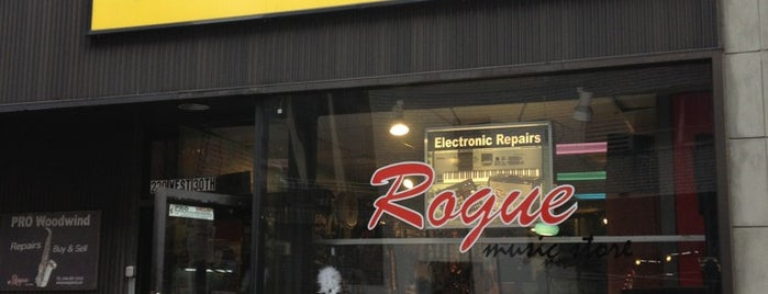 Rogue Music is one of M.Cansınさんの保存済みスポット.