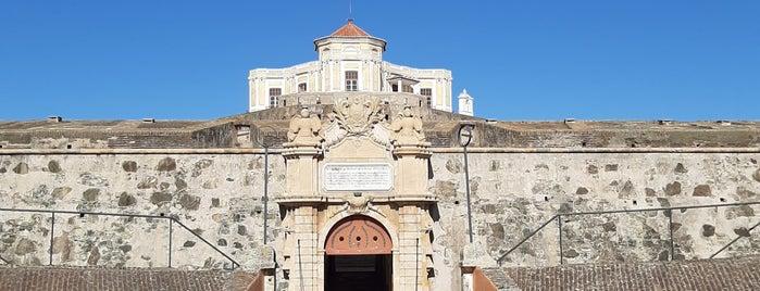 Forte de Nossa Senhora da Graça is one of สถานที่ที่ Miguel ถูกใจ.