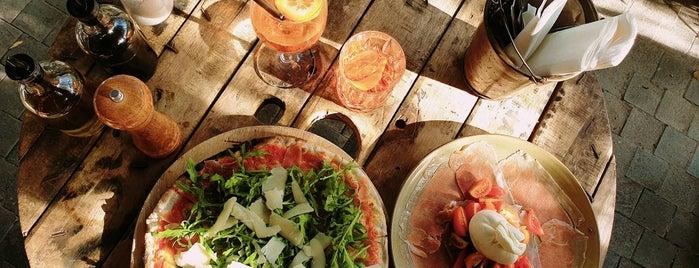 Pizza Fabbrica is one of Posti che sono piaciuti a Danny.