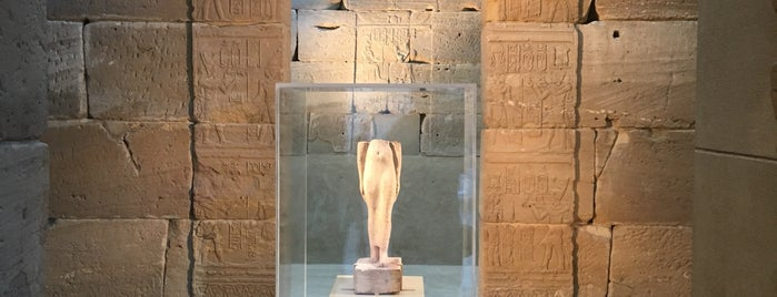 Temple of Dendur is one of Alexandraさんのお気に入りスポット.