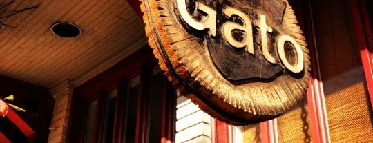 Gato Bizco Cafe is one of Brunch spots.
