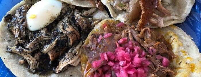Taqueria Honorio is one of Tulum.