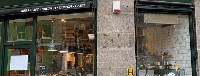 Attendant is one of London : Coffee & Breakfast.