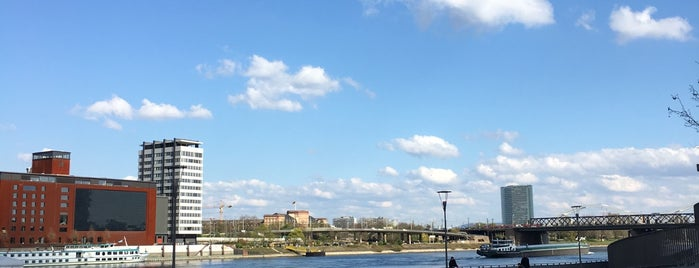 Rheinpromenade is one of Mannheim.