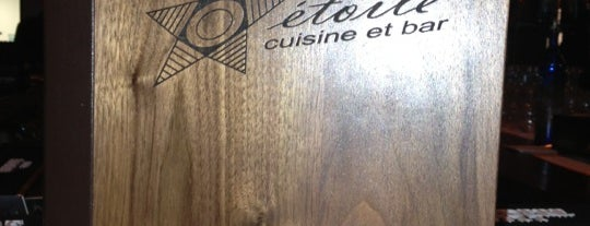 Etoile Cuisine et Bar is one of Best Houston Brunch Spots.