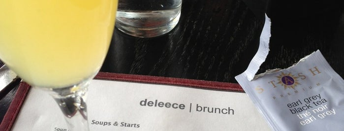 Deleece Grill Pub is one of Brunch spots.