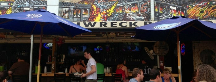 Reggie's Rock Club is one of United Mileage Plus Dining Spots.