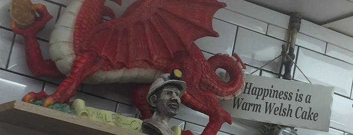 Cardiff Market is one of สถานที่ที่ Nova ถูกใจ.