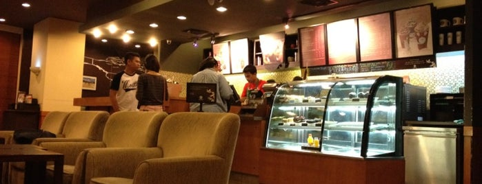 Starbucks is one of Balikpapan.