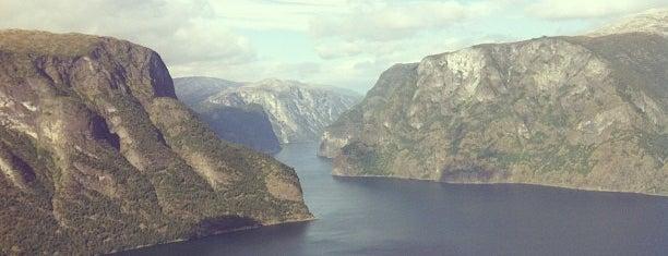 Stegastein is one of Norway 18 🇳🇴.