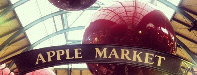 Covent Garden Market is one of S Marks The Spots in LONDON.