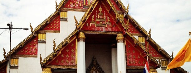Wat Mongkol Bophit is one of Trips / Thailand.