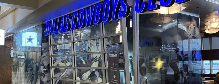 Dallas Cowboy Club at AA is one of Dallas.