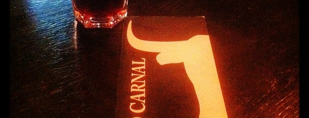 Pecado Carnal is one of Restaurantes. Madrid.