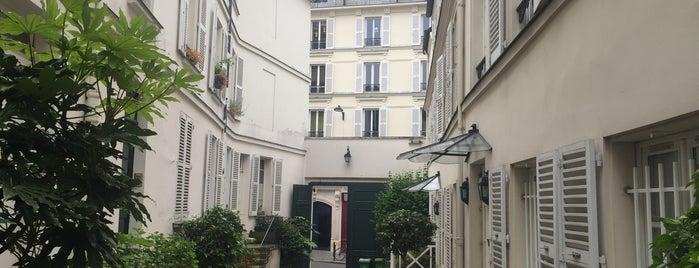 Hotel Grandes Ecoles is one of Paris inattendu.