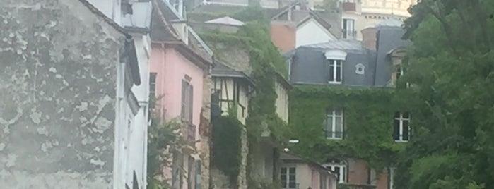 Rue de l'Abreuvoir is one of Paris.