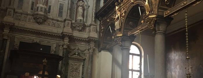 Scuola Grande Dei Carmini is one of Venise visit.