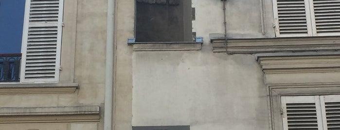 Rue du Château d'Eau is one of Paris.