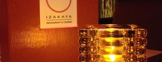 O Izakaya Lounge is one of สถานที่ที่ andra ถูกใจ.