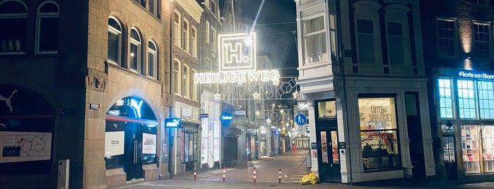 Heiligeweg Winkelstraat is one of European Jaycation Part Deux.