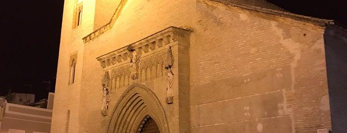 Iglesia de San Marcos is one of Cosas que ver en Sevilla.