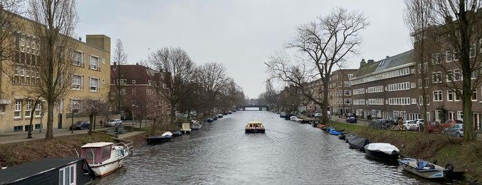 Han van Zomerenbrug (Brug 402) is one of Amsterdam.