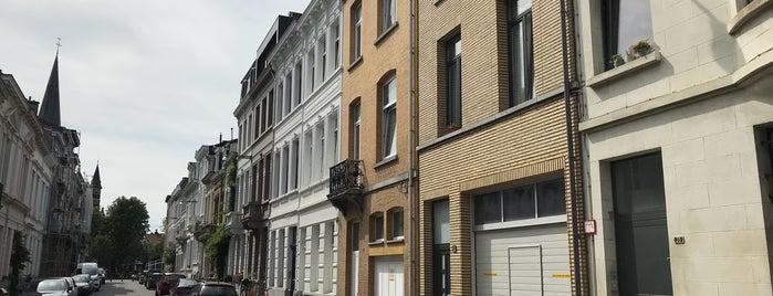 Zurenborg is one of 80 must see places in Antwerp.