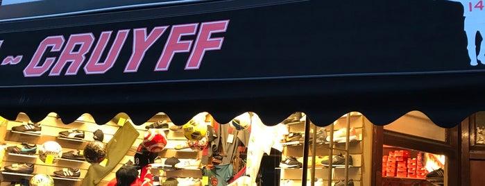 Smit-Cruyff is one of Amsterdam.