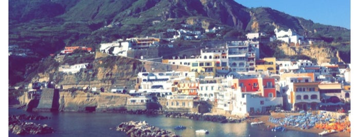 Spiaggia di Sant'Angelo is one of Ischia.