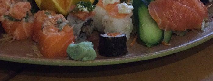 Okabe Sushi is one of Lieux sauvegardés par Enrique.