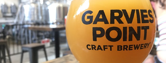 Garvies Point Craft Brewery is one of Breweries To Do.