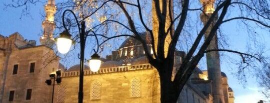 Mesquita Süleymaniye is one of istanbul gezi listesi.