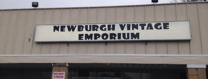 Newburgh Vintage Emporium is one of Outside NYC.