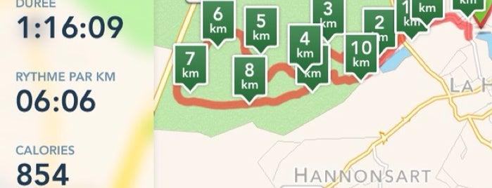 Challenge BW La Hulpe is one of Run !.
