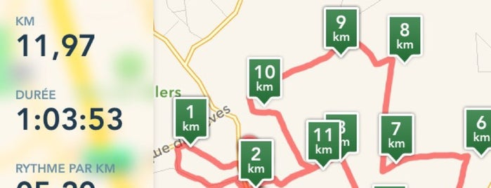 Challenge BW Vieusart is one of Run !.