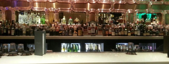 Atrium Bar is one of Melbs.